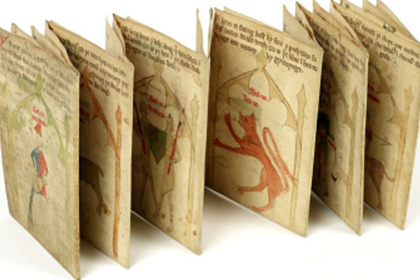 concertina manuscript