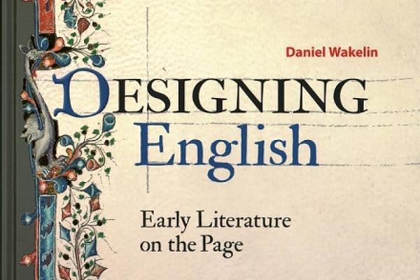Designing English exhibition logo